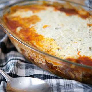 Red Sauce And Pasta Casserole Recipes