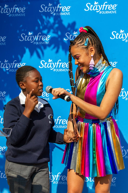 Image result for sho madjozi and stayfree