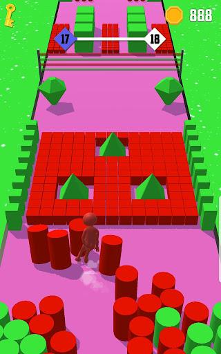 Code Triche Ragdoll Bump 3D APK MOD screenshots 4