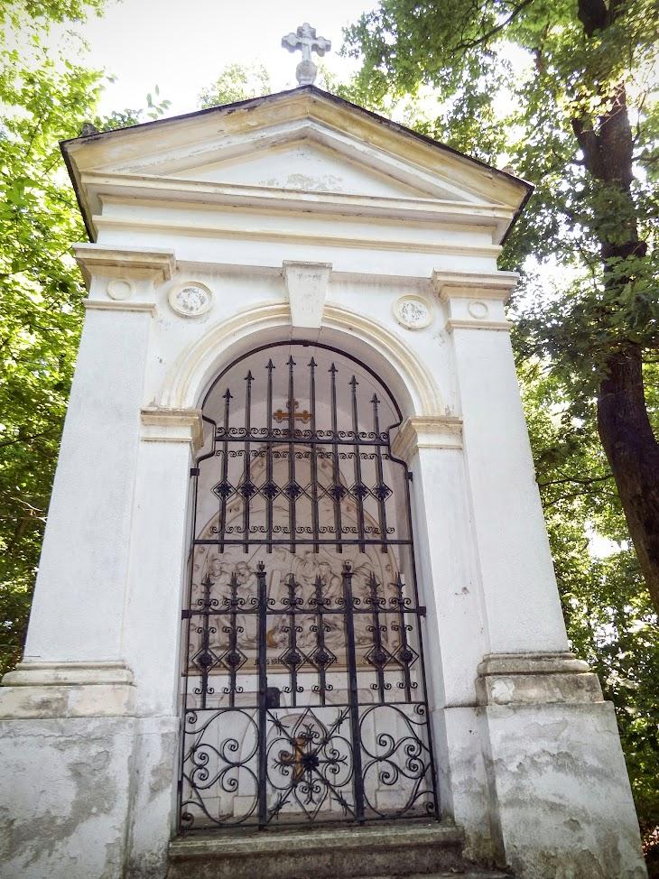 Kőszeg - Szent Kereszt felmagasztalása kálváriatemplom és keresztút
