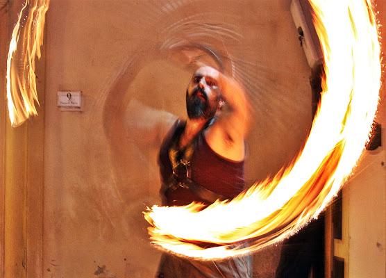 illusioni di fuoco di Ale Brigante