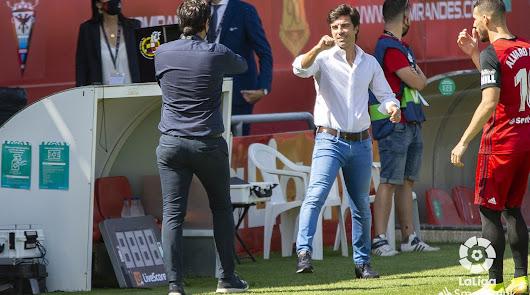 """Mario Silva: """"No podemos permitir encajar un gol en el minuto 98"""""""