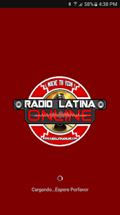 Radio Latina On Line- screenshot thumbnail
