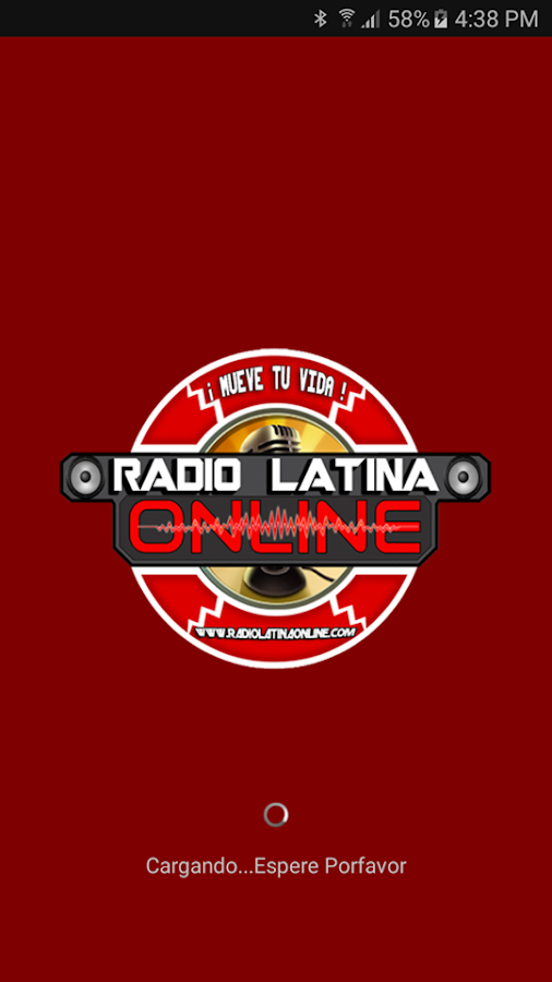 Radio Latina On Line- screenshot