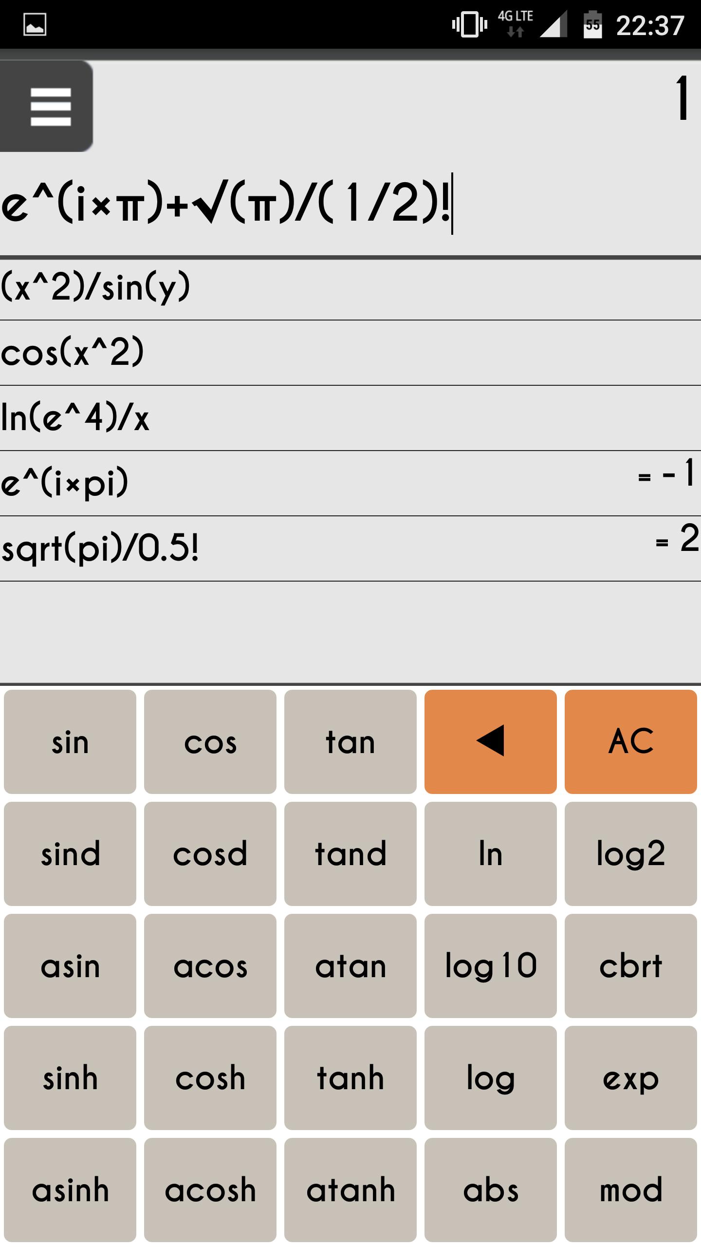 BisMag Calculator 3D screenshot #3