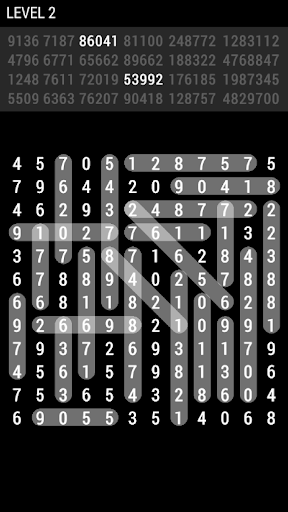 Number Search 1st android2mod screenshots 3