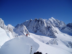 Photo: Southern Alps guided ski touring