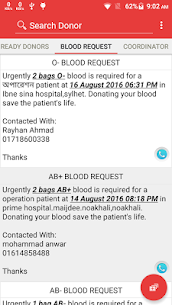 Blood Friend-Find Blood Donors 5