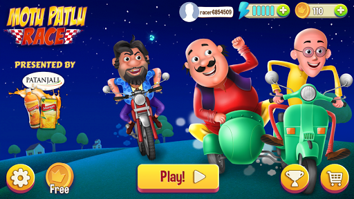 Motu Patlu Game  screenshots 1