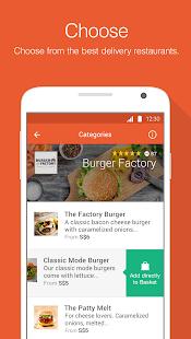 foodpanda Order Food Delivery - screenshot thumbnail