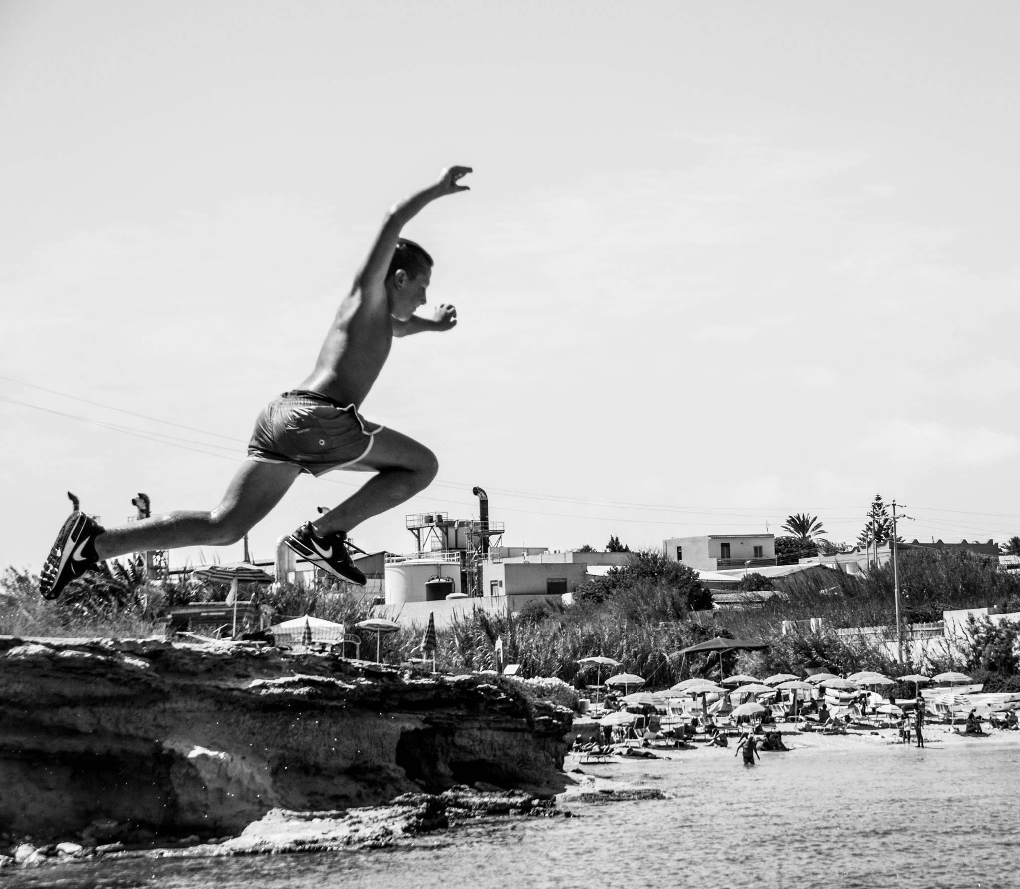 Correndo sull'acqua! di Renata Roattino@jhonninaphoto