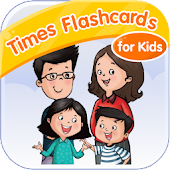 Times Flashcard for Kids