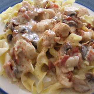 Low Fat Chicken Stroganoff Recipes