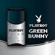 Playboy Green Bunny Theme