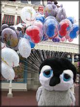 Photo: Mickey ear balloons!