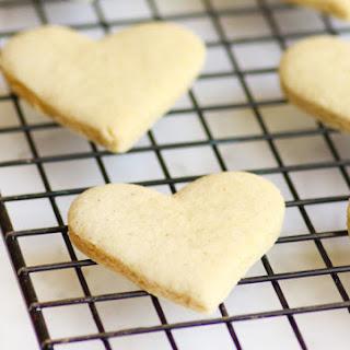 Krusteaz Vegan Gluten Free Sugar Cookies.