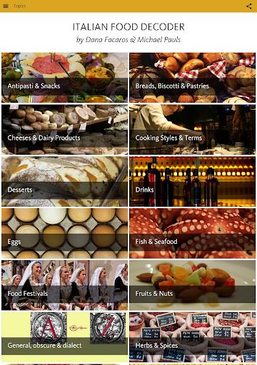 Italian Food Decoder screenshot 9