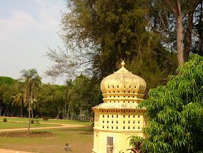 Photo: #213-Srirangapatnam Le Palais d'été de Tipu Sultan