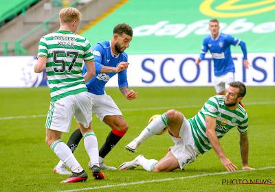 Old Firm : Le Celtic chute pour la première fois de la saison face aux Rangers