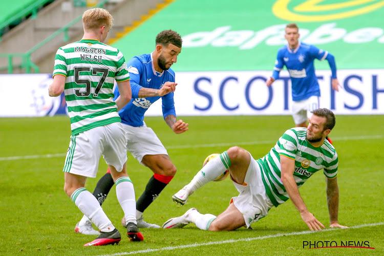 Rangers doen vertrouwen op voorafgaand duel tegen Standard en winnen Old Firm