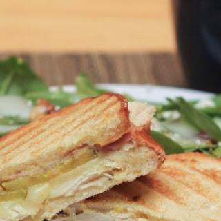 Classic Cuban Media Noche Sandwiches