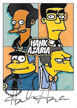 Photo: 2001 Mania Hank Azaria (A3)