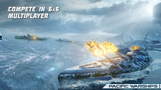 Pacific Warships: World of Naval PvP Wargame 2