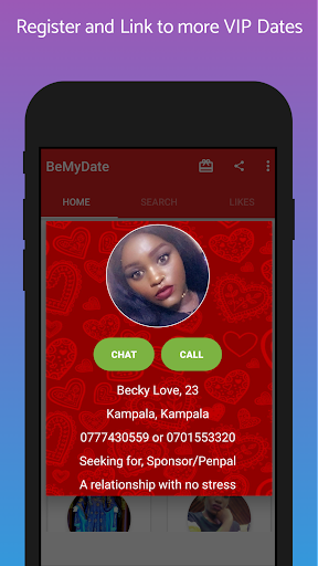BeMyDate - Uganda Singles & Dating App screenshots 4