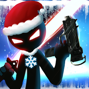Stickman Ghost 2: Galaxy Wars - Action Games