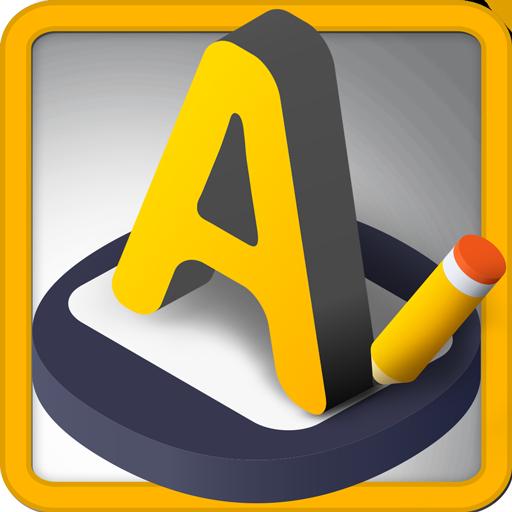 Alphabets 益智 App LOGO-APP試玩