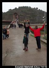 Photo: Hem trobat el Pont del Diable!!
