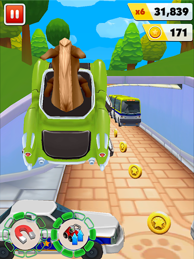 Pony Craft Unicorn Car Racing - Pony Care Girls 1.0.11 screenshots 9