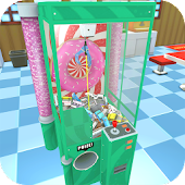 Blocky Claw Machine Prize Circus