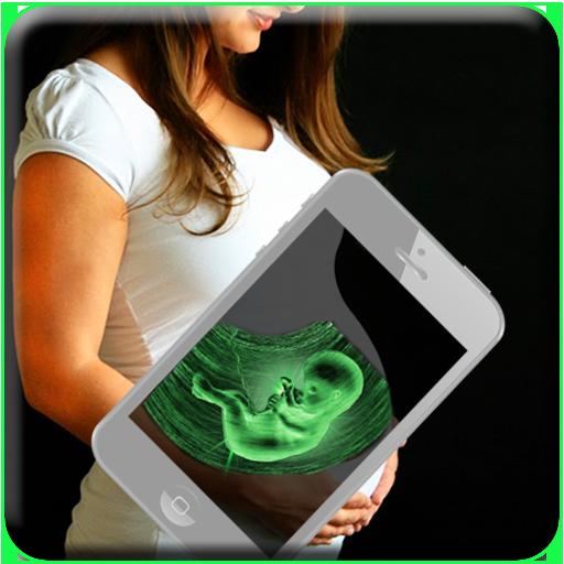 Ultrasound Scanner Prank Machine