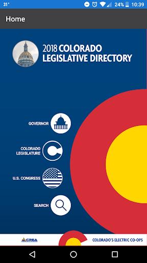 CREA 2019 Colorado Legislature by Colorado Rural Electric
