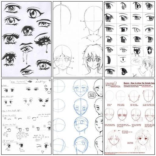 Anime Drawing Tutorials 1.0 Screenshots 1
