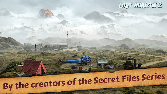 Lost Horizon 2 Screenshot Image