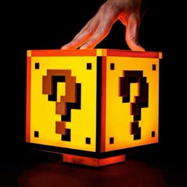 👾Super Mario問號燈💡