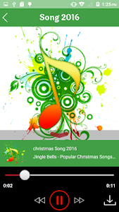 Christmas Songs 2016 screenshot 1