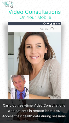 Virtual Practice for Healthcare Providers screenshot for Android