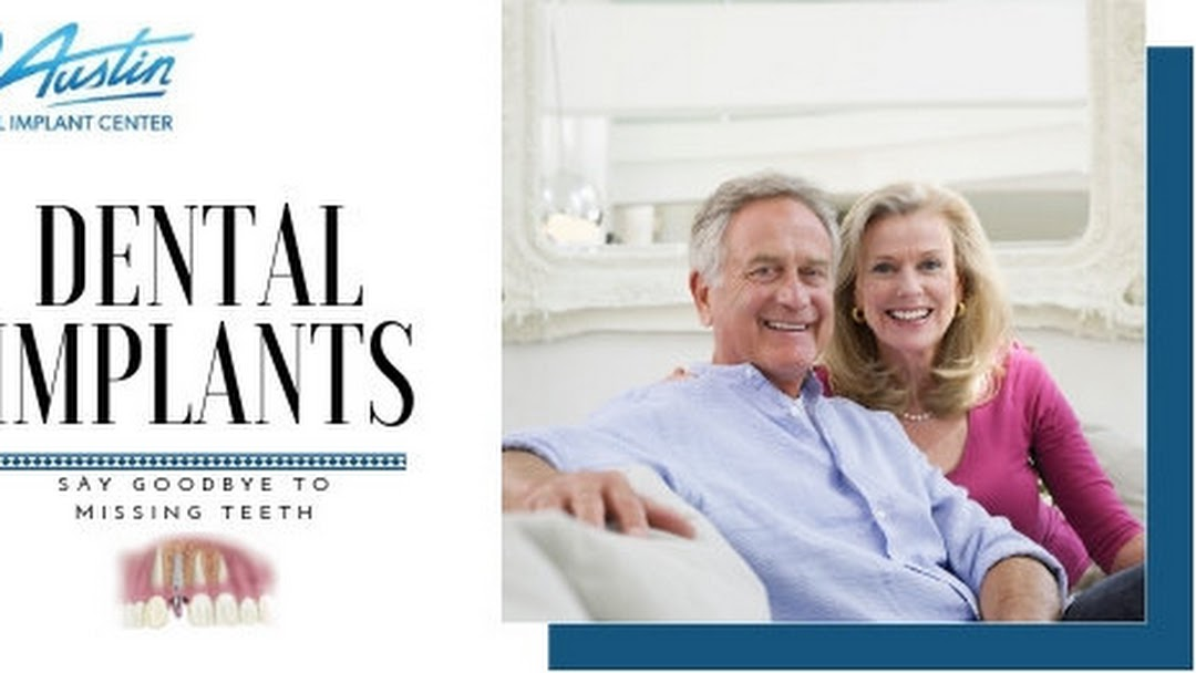 Austin Dental Implant Center - Dental Implants Periodontist