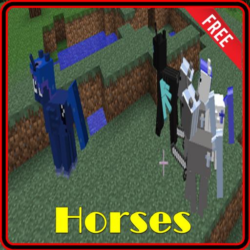 Horses Mod for MCPE