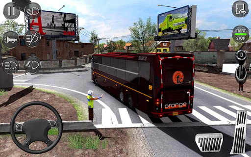 Euro Coach Bus Simulator 2020 : Bus Driving Games 1.1 screenshots 6
