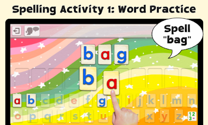 Word Wizard for Kids - Learn to Read & Spell APK screenshot thumbnail 4