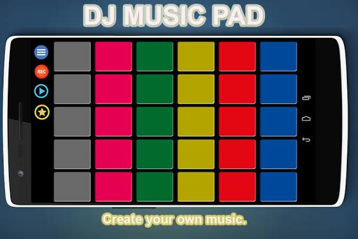 DJ Music Pad 1.0.4 screenshots 1