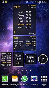 CepVakit (DİB Namaz Vakitleri) - náhled