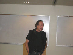 Photo: Professor Louis Narens
