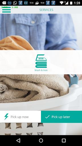 Flashdoor - Laundry on Demand