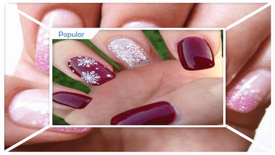 shellac nails design ideas screenshot thumbnail - Shellac Nail Design Ideas