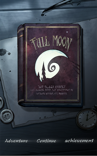 Night of the Full Moon Android App Screenshot